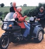 L'assurance pour le trike et le scooter à trois roues